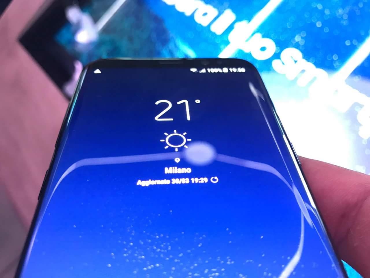 Ecco Gli Sfondi Di Samsung S8 Pronti Al Download Lo Smilzoblog